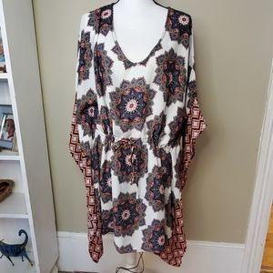 Bebop Boho free style dress cover up gorgeous